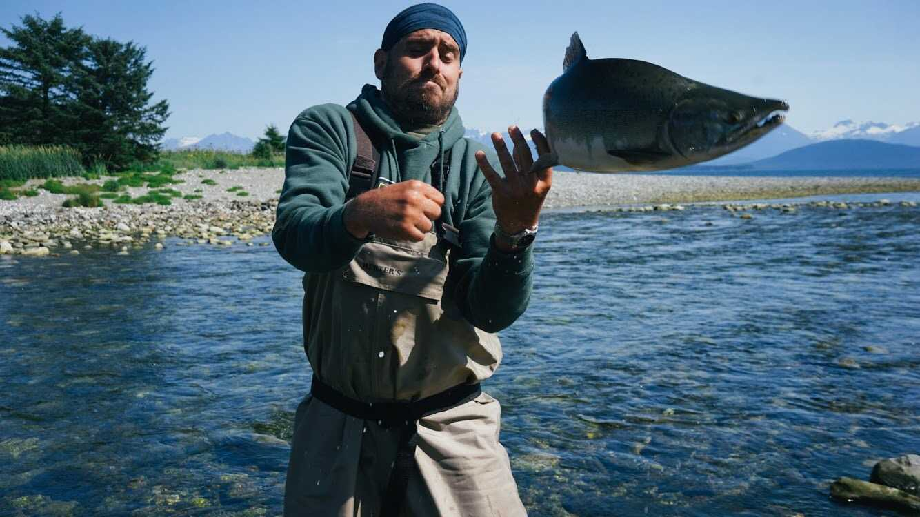 Bong Voyage: Fly Fishing For Salmon In The Remote Alaskan Wilderness