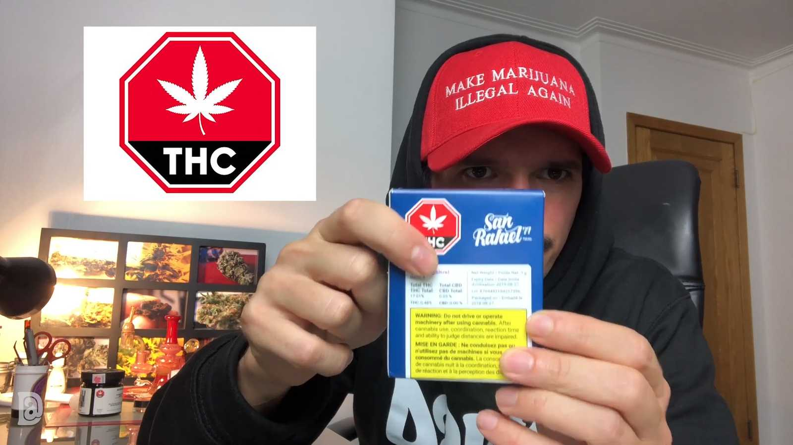 Government Weed Review