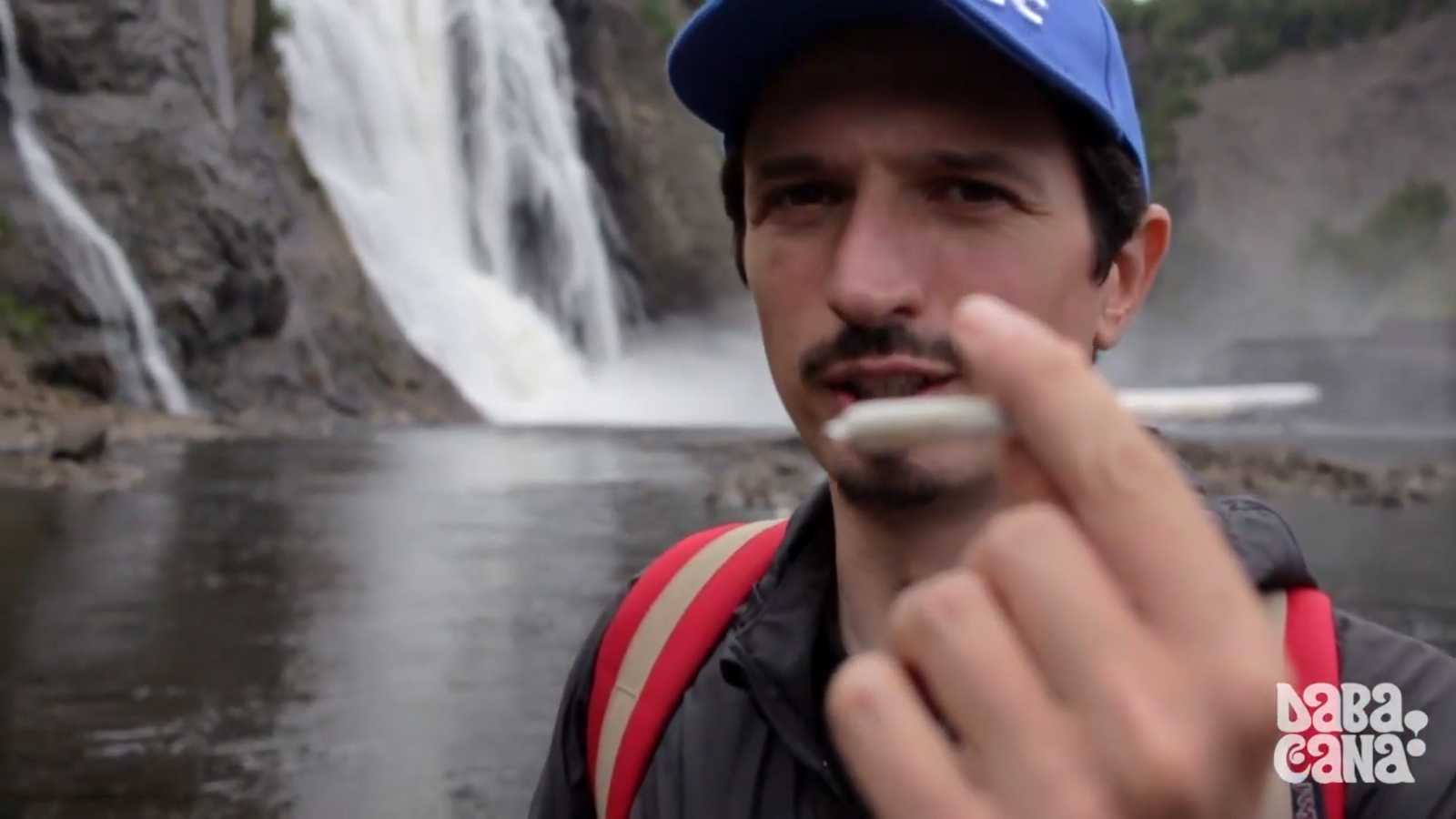 Bong Voyage- Quebec Ep 6: Small Dabs, Giant Waterfalls- Montmorency